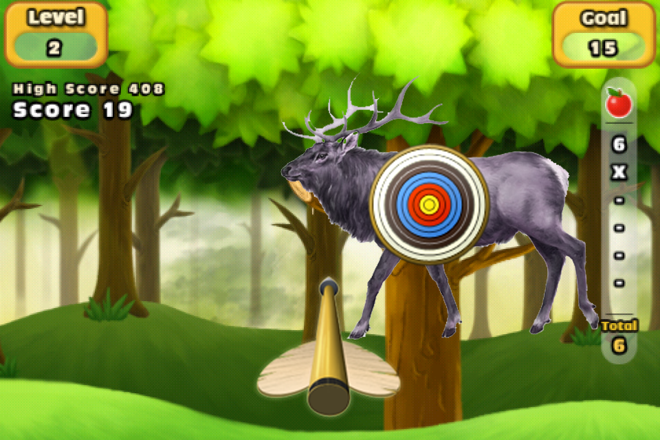 Screenshot Arrow Hunter