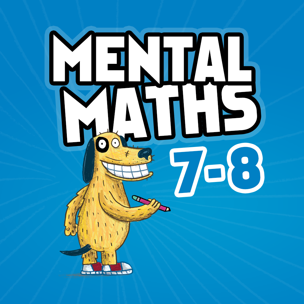 Let's Do Mental Maths for Ages 7-8 from Andrew Brodie